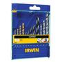 Jogo De Brocas Metal/concreto/madeira- Irwin 12 Peças 891524