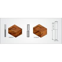Fresa Para Tupia Manual Marca Radix Ref.151220.06 H-12mm