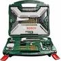 Jogo De Bits Brocas Ferramentas X Line Titânio 103 Pçs Bosch