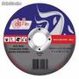 Disco De Corte Extra Fino 115x1,0x22 ,3mm Kit C/ 3 Unid Disf