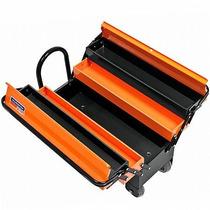 Caixa Maleta C/ Roda E Puxador P/ Ferramenta Tramontina Pro