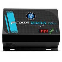Fonte Carregador Bateria Digital Jfa Turbo 1000x 100a Bivolt