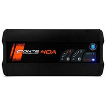 Fonte Carregador Bateria Display Digital Jfa 40a Slim Bivolt