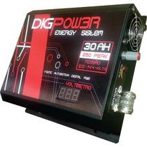 Fonte Automotiva 30 Amperes Digpower