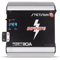 Fonte Carregador De Bateria Stetsom 110 Amper Digital Bivolt
