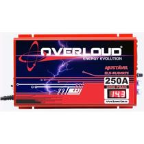 Fonte Automotiva Carregador Overloud 250a 250 Amperes Bivolt
