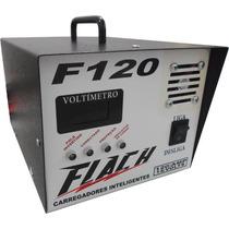 Super Carregador De Baterias, F 120 Ah, Potência Real