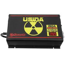Carregador De Bateria Carro Fonte Usina Spark 150 Amperes