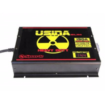 Fonte Slim Usina Spark 14,4v C/voltímetro 150 Ampéres