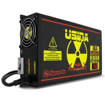 Carregador Bateria Carro Alta Voltagem Usina 15a 160v A 220v
