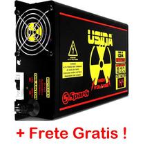 Fonte Usina 15a Alta Voltagem 160 A 220v+frete Grátis!