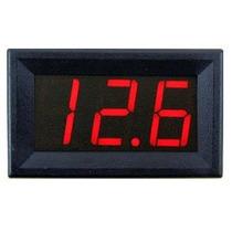 Voltímetro Digital Automotivo Com Remote 3~30v. Frete Barato