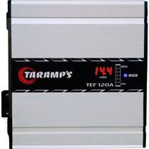Fonte Automotiva Taramps Tef 120a 14,4v Carregador Bateria