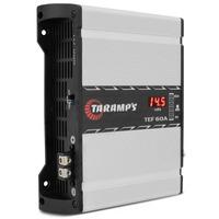 Fonte Taramps Tef 60a C/ Voltímetro Carregador Bateria Carro