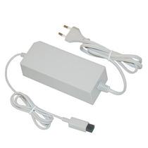 Fonte De Energia Bivolt 100 /240v Nintendo Wii Ac Adaptador