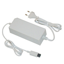 Fonte De Energia Bivolt 100v / 240v Para Nintendo Wii