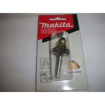 Fresa Para Tupia Manual Marca Makita Ref.d-02325 Haste:1/4