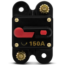 Disjuntor 150 Amp Automitivo Tech One Proteção Bateria Som
