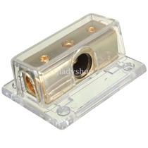 Bloco Distribuidor De Força 3 Vias (1 54mm / 2 35mm)