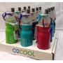 Garrafa Squeeze Com Borrifador De Água O2 Cool 3198