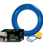 Anel Inflável Posicionador Para Bola Com Bomba Bioshape - Az
