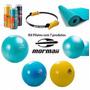 Kit Pilates Com 7 Produtos - Mormaii - Frete Grátis