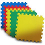 Tatame Eva - Tapete Infantil Emborrachado 1x1 10mm Kit 4 Un