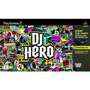 Kit Original Dj Hero Completo Do Ps2 Jogo Com A Pickup De Dj