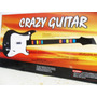 Crazy Guitar - Guitarra Para Psp2 Wireless 10 Botões