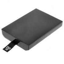 Hd 250gb Xbox 360 Slim Novo C/ Frete Grátis E 12x Sem Juros