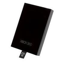 Hd 250gb Para Xbox 360 Slim - Pronta Entrega