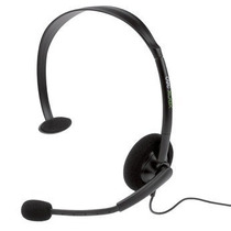 Fone De Ouvido Xbox360 Headset Microfone Jogue Online Chat