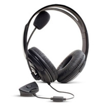 Fone Headset Para Xbox 360 Com Microfone + Frete Grátis!