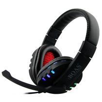 Headset Usb Pc E Ps3 Digital Stereo C/ Fio Boas Bq 9700