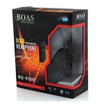 Fone De Ouvido Headphone Usb Xbox Ps3/ Ps4 E Pc Stereo C/fio