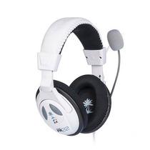 Headset Fone Turtle Beach Px22 Ps3 Ps4 Xbox Pc Mac Branco
