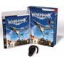 Warhawk + Fone Headset Jabra Bluetooth - Ps3 - Lacrado