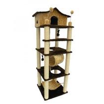 Arranhador Para Gatos Castelo