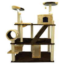 Arranhador P/ Gato Olimpus Gigante / Casa House Casinha Cama