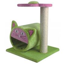 Chalesco Arranhador Para Gato