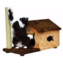Arranhador Casa Gato