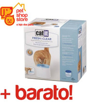 Bebedouro Fonte Cat It Hagen Para Gatos E Cães