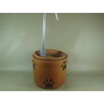 Bebedouro Fonte P/gatos Filtro Cilicat Bomba 110v/220v 1,3 L