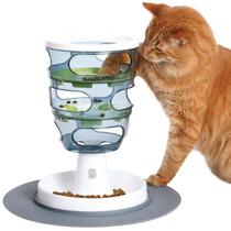 Cat It Food Maze Labirinto De Alimentação (veja O Video )
