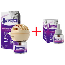 Feliway - Completo - Difusor + Refil 48 Ml