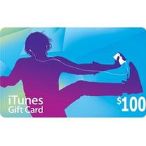 Itunes Gift Card $100 - Usa - Preço Imbatível!!!