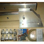 Varal Dobravel Aluminio Parede Cinza (par) - C/ Acessorios