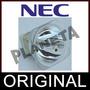 Lâmpada Para Projetor Nec Np100 / Np10lp