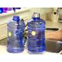 Mini Garrafa Galão De Água Para Academia 2.2 Litros