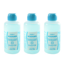 Removedor De Esmaltes Hidratante Com Acetona 80ml